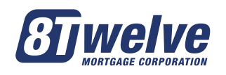 8Twelve Mortgage Corporation